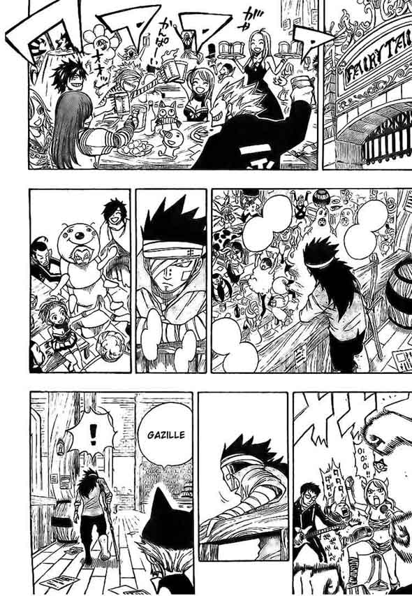 Fairy Tail Chap 128