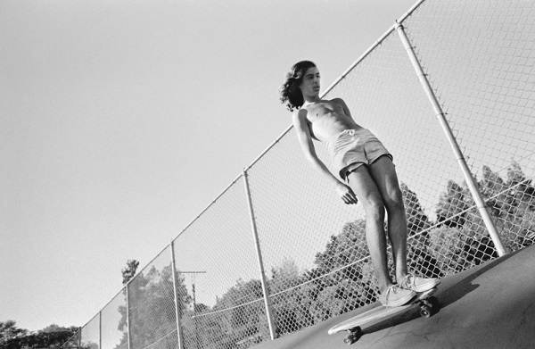 """Hangin' at Kenter"" - Kenter Canyon Elementary - Los Angeles, CA, 1976 - foto por Hugh Holland 