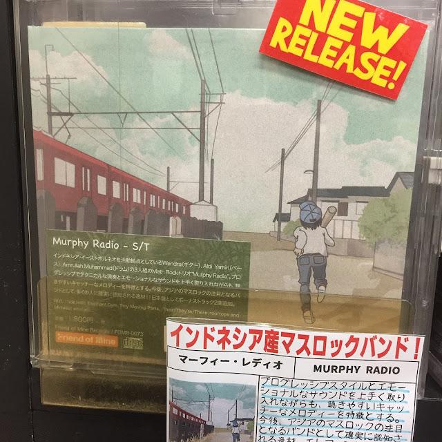 Murphy Radio - Murphy Radio Versi Jepang