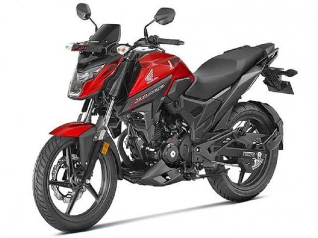 Honda Ấn Độ tung ra mẫu xe côn tay X-Blade với giá chỉ từ 26 triệu đồng