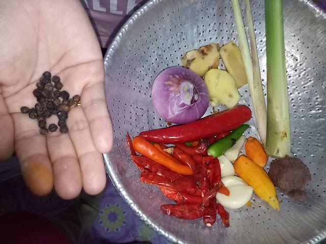 Resepi Patpet Udang Temurun Dari Thai