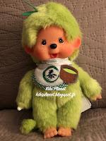 Monchhichi Matcha Green Tea Boy 261178
