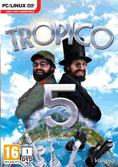 Tropico 5 Download Cover Free Game