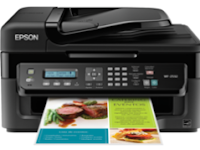 Epson WorkForce WF-2532 Wireless Printer Setup