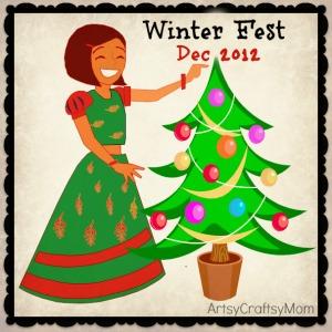 Artsy Craftsy Dec 2012