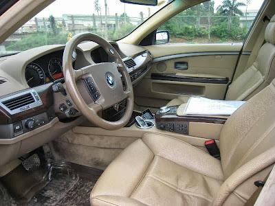 Cho thuê xe 4 chỗ BMW 750i VIP tại Hà Nội
