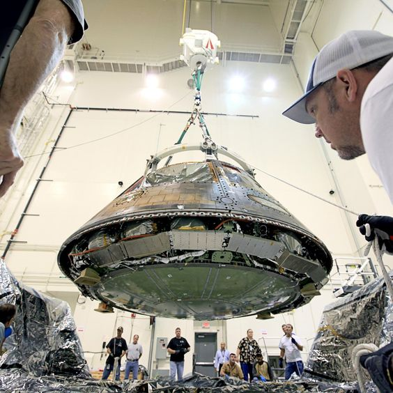 The Allen Report: NASA's New Orion is Light-Years Ahead of ...