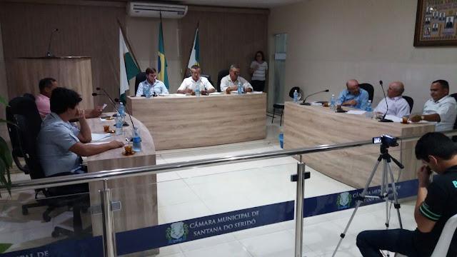 Resultado de imagem para Câmara Municipal de Santana do Seridó rn