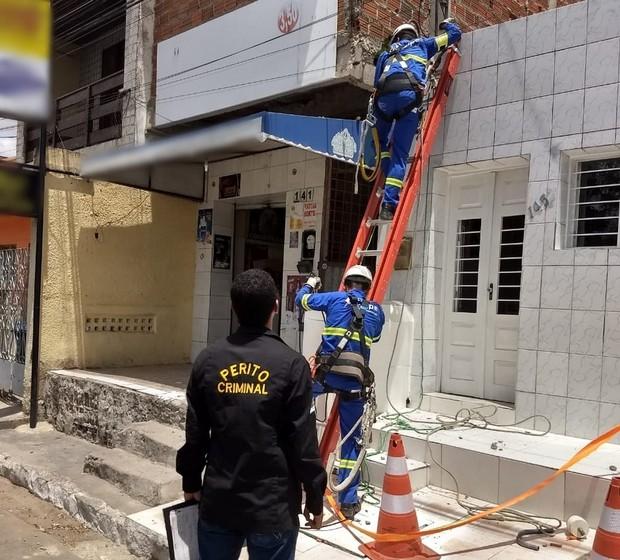 Operação 'Energia Suja' busca suspeitos de furto de energia elétrica no Agreste de Pernambuco