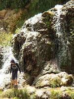 La cascade des tufs