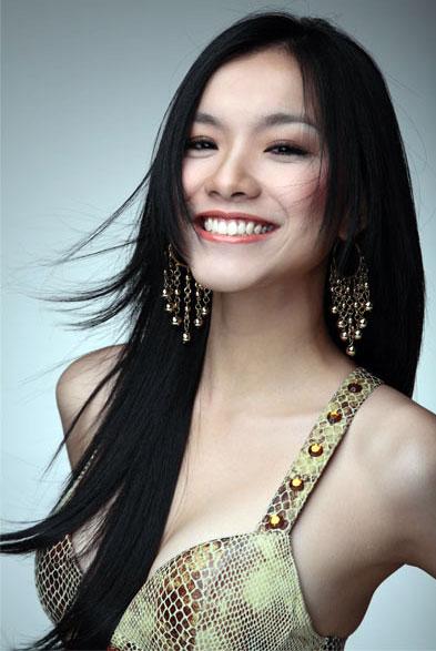 Nguyen Thuy Lam Sexy and Beautiful Actress Vietnam