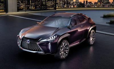 Lexus UX 2018 Review, Specs, Price