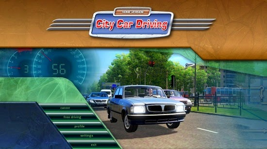 City Car Driving PC Game