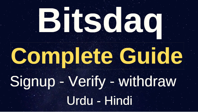 Bitsdaq Cryptocurrency Exchange Complete Guide | How to earn