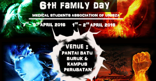 6th Family Day MediSZA : DIVERGENT  ~ Medical Students Association of UniSZA (MEDISZA)