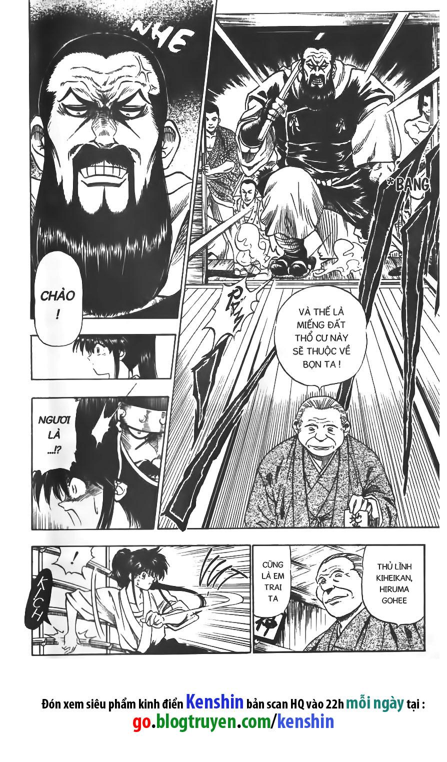 Rurouni Kenshin chap 1 trang 28