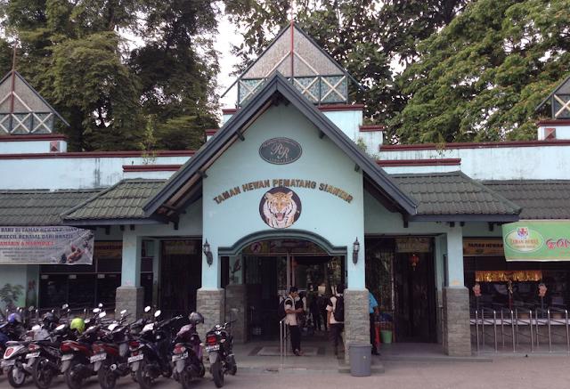 Wisata Taman Hewan Pematangsiantar