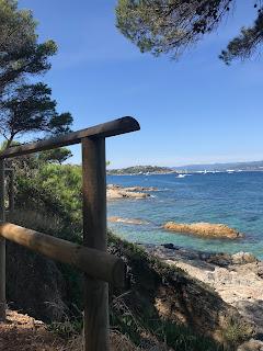 Le littoral Saint-Tropez by Tom Vandenhende