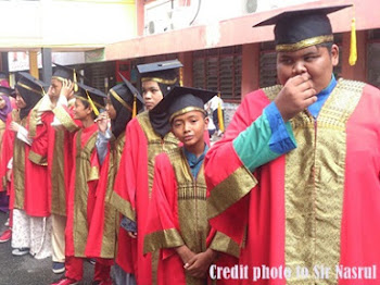 'Graduation Days' Tahun 6