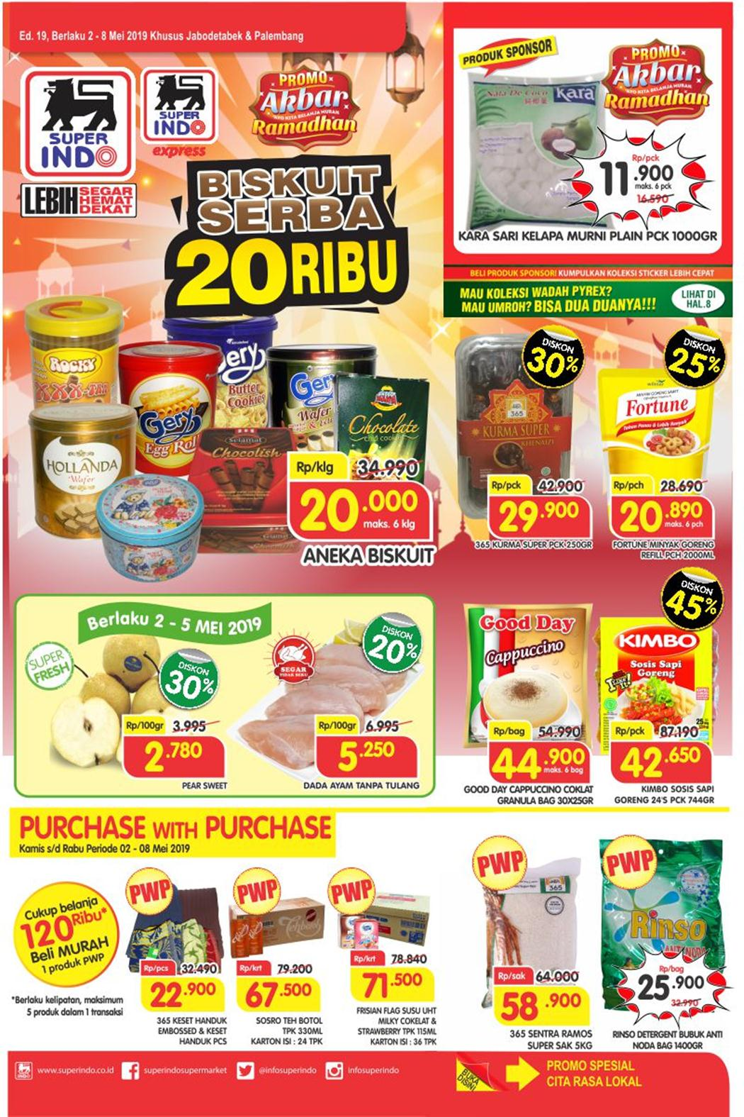 Katalog Promo Superindo 2 8 Mei 2019 News And Talking