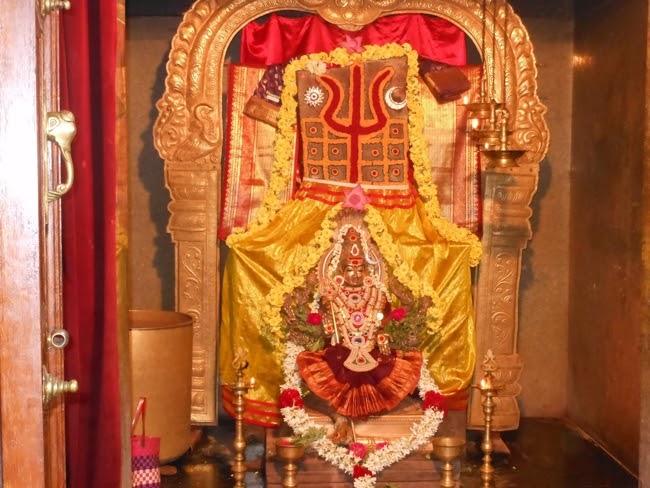 Sri Lalitha Selvambikai Temple Main Deity