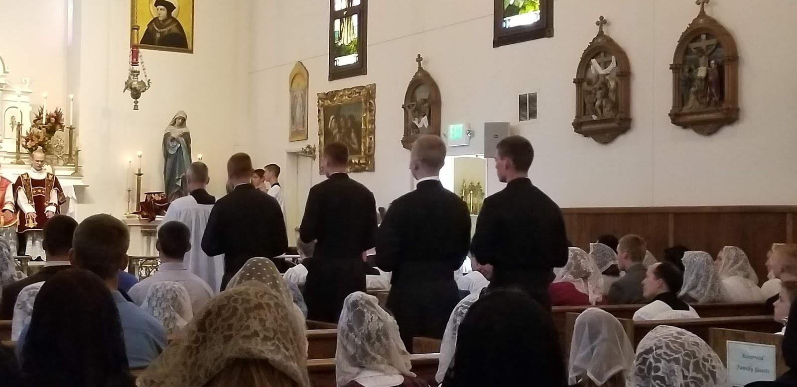A Catholic Life: SSPX