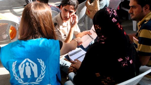 Guerra en Siria ha dejado más de 6,5 millones de refugiados