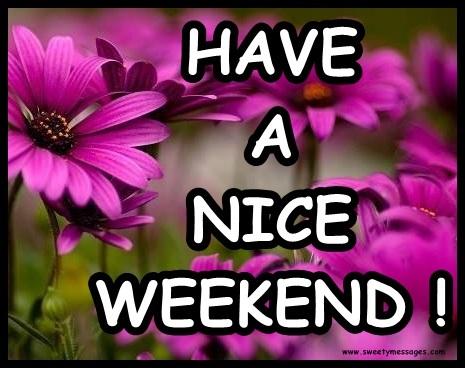 Αποτέλεσμα εικόνας για happy weekend