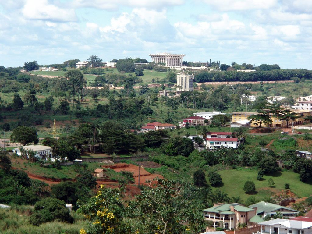 Yaoundé | Capital de Camarões