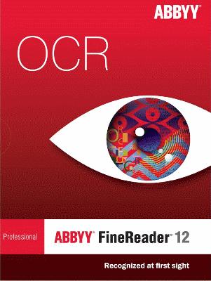 ABBYY FineReader Professional 12 + Ativação