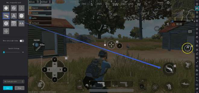 cara main pubg mobile di pc laptop lancar