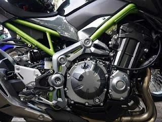 design motor Kawasaki Z900