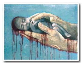 Resultado de imagem para fotos de frases porque falar de aborto se ja nascemos