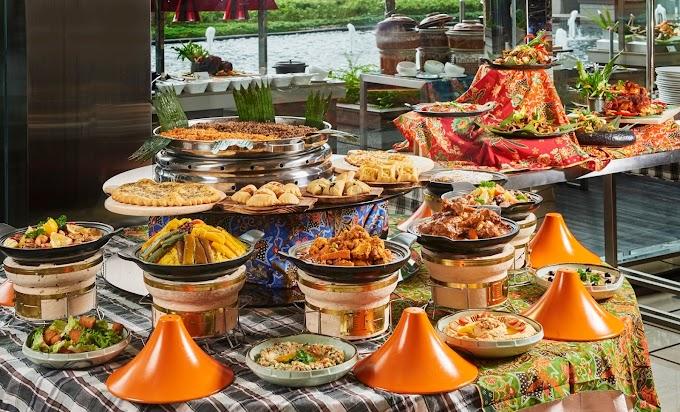 Buffet Ramadan 2017 | Hidangan Arab di V E HOTEL & RESIDENCE Bangsar