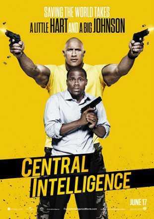 Central Intelligence 2016 BRRip 1080p Dual Audio In Hindi English ESub