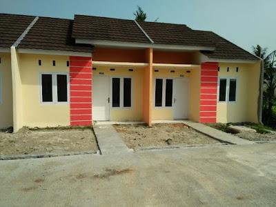 Rumah murah bersubsidi di babelan bekasi utara Ready stok Cicilan hanya 800 ribuan