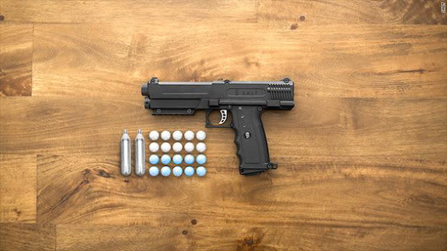 Pistola Salt