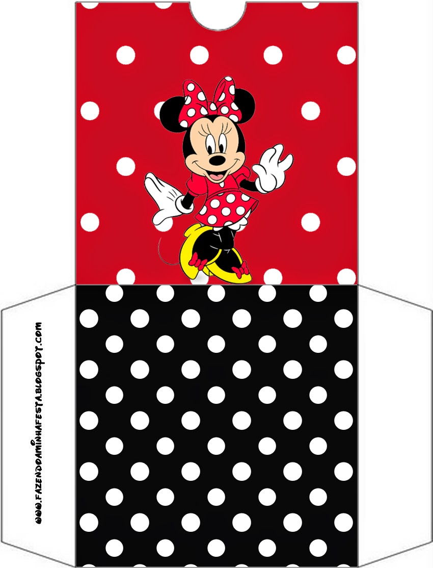 Minnie Red Free Printable Candy Bar Labels Oh My