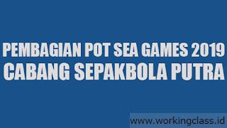 Pembagian Grup Sea Games 2019
