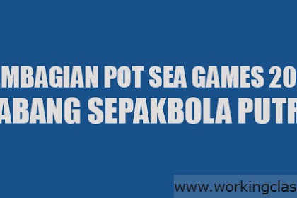 Pembagian Pot Sea Games 2019, Indonesia satu pot dengan Musuh Bebuyutan