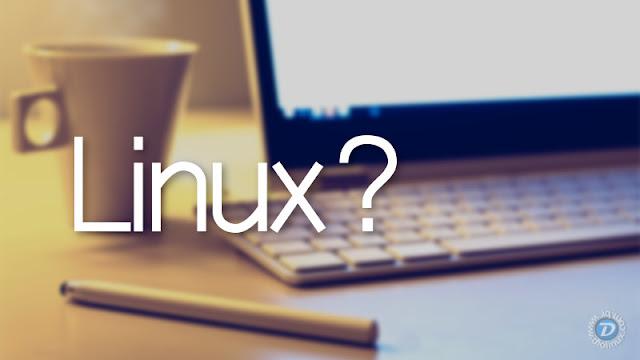 Como você usa Linux?