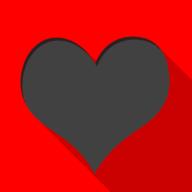 heart square icon