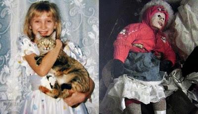 Gadis Ini Di Bunuh Dan Di Jadikan Anak Patung