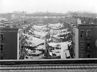 Tenements, Nueva York, 1900