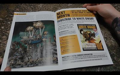 White Dwarf de febrero