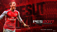 Arsenal Graphic Menu PES 2017