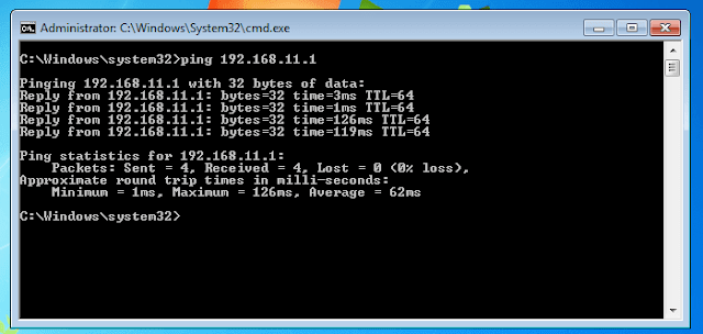 Cara Mengatasi Unidentified Network Pada Windows 7
