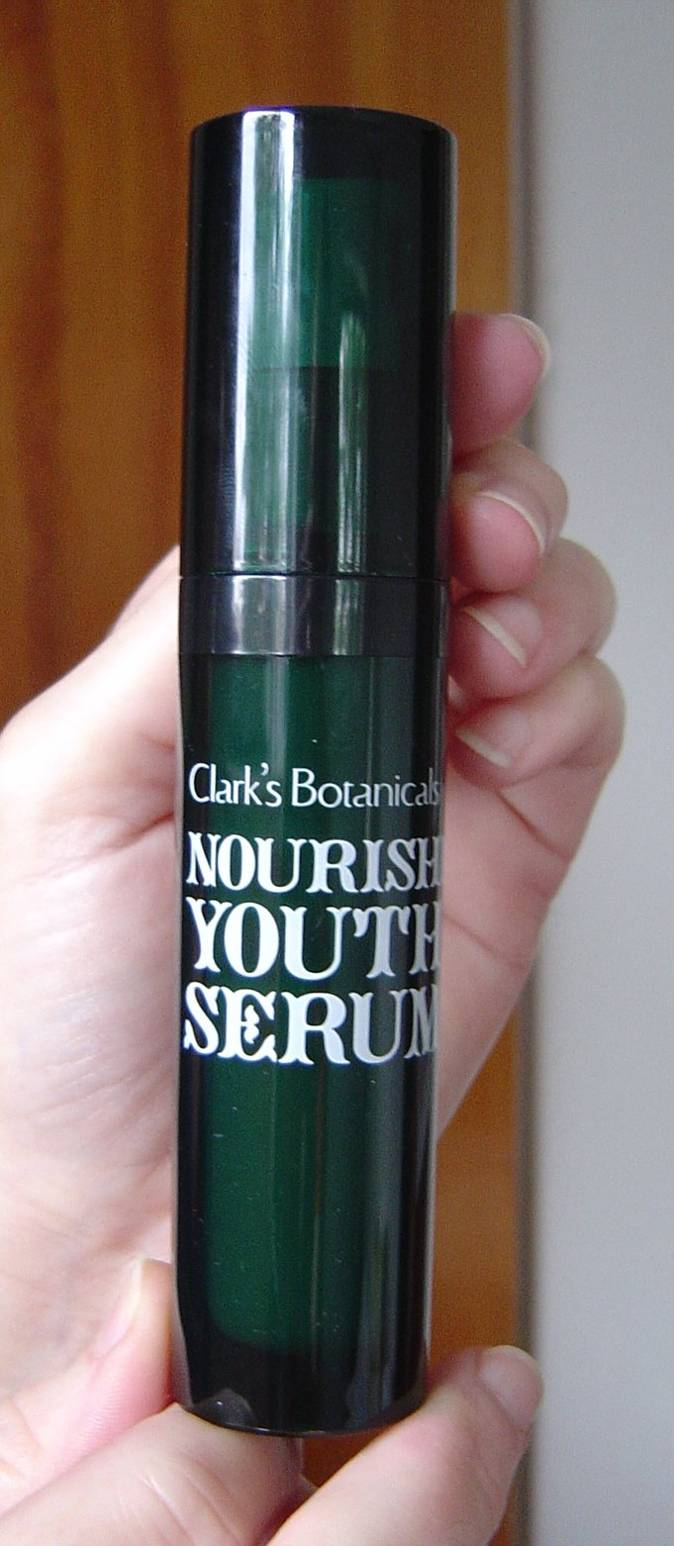 Clark's Botanicals Nourishing Youth Serum