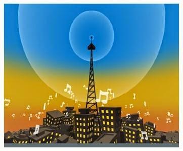 Año 1926, primeras  emisiones radiofónicas en España