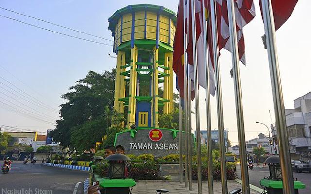 Ringin Contong, Ikon Kota Jombang